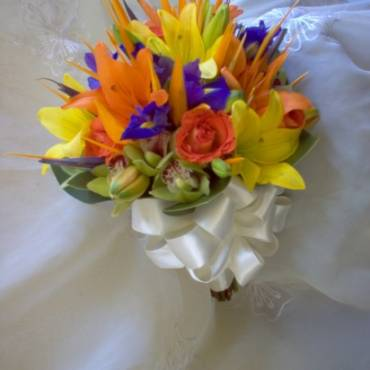 Handheld Bouquet 32