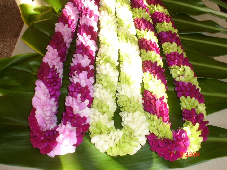 Beehive Lei *Special Order
