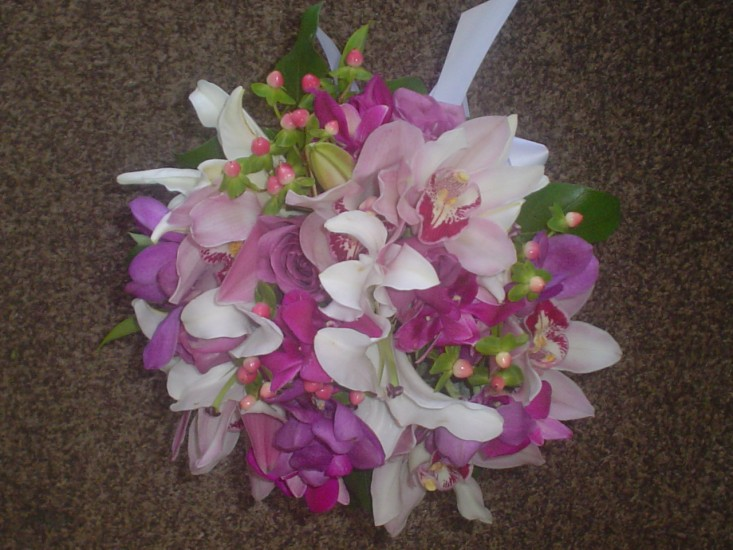 Handheld Bouquet 29