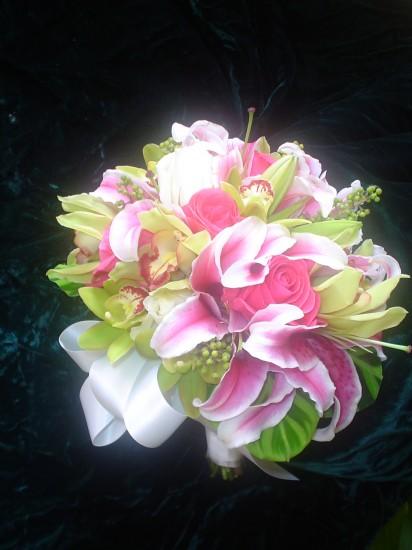 Handheld Bouquet 34