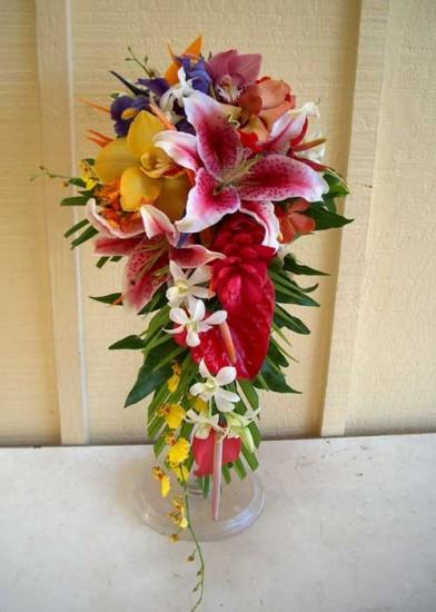 Cascading Bouquet 2