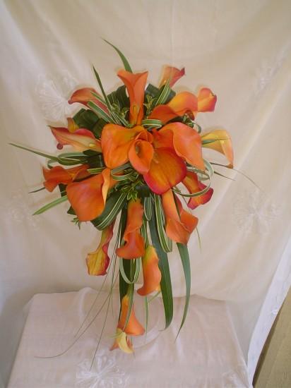 Cascading Bouquet 5