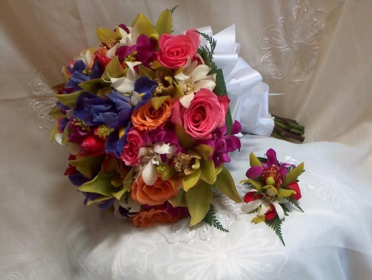 Handheld Bouquet 4