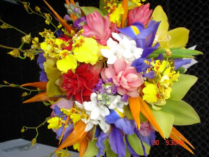 Handheld Bouquet 7