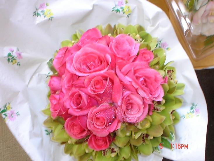 Handheld Bouquet 12