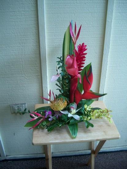 Tropical Arrangement 8